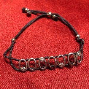 Silpada RETIRED slider bracelet